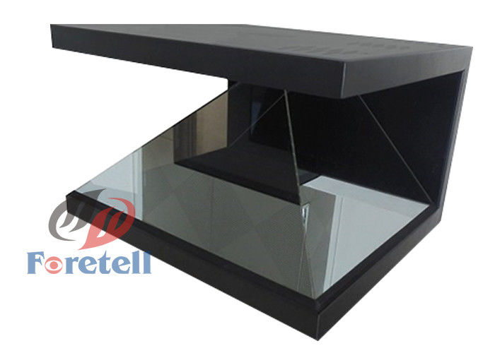 Interactive Tabletop 3D Holographic Display Box For 3d Product Display