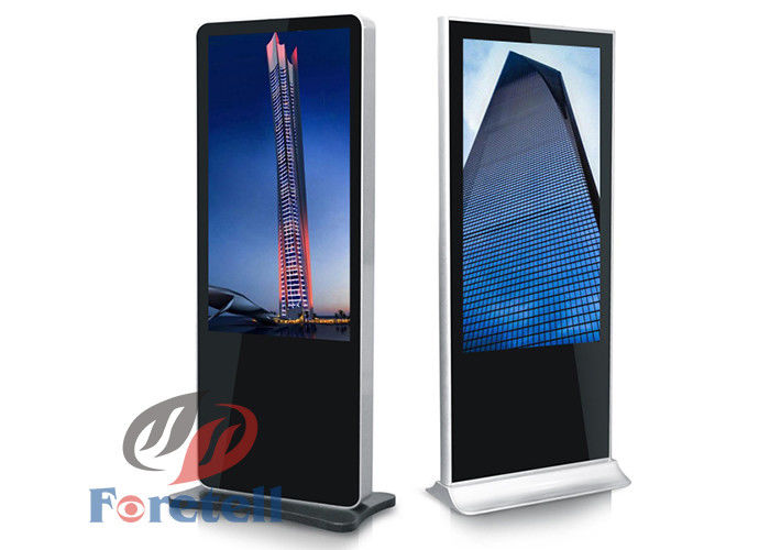 50 Inch Interactive Digital Signage Kiosk Large Format Touch Screen Display