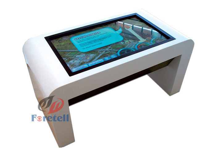High Sensitive LCD Touch Screen Table , Interactive Touch Screen Game Table Horizontal
